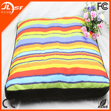 Colorful Canvas Dog Bed Washable Pet House Detachable Pet Pad for Large Dog