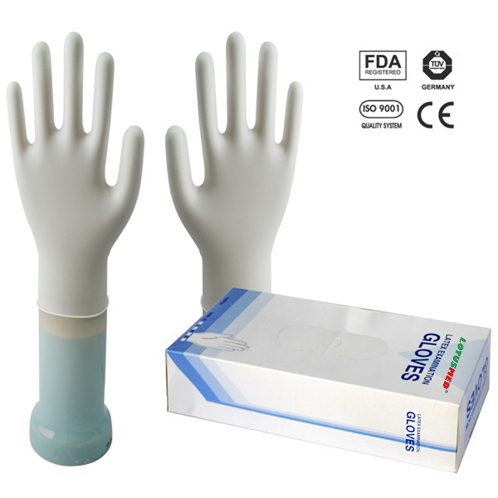 20150818-Latex Examination Glove-01