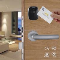 novel design security intelligent electronic lock system