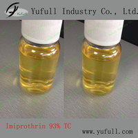 Mosquito coil liquid high-end product used insecticide supplier of pyrethroid insecticide 93% 90% TC Imiprothrin