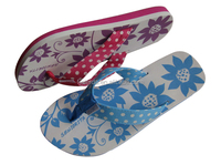 2015 summer wholesale newest style cheap EVA Flip flops