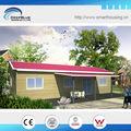 precioso bungalow prefabricado rentable