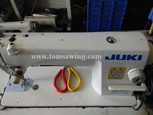 Good quality DDL-8700 lockstitch used juki industrial sewing machine