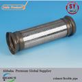 tubo de escape flexible para el benz