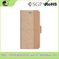 Newest Design Real Leather Phone Case For Samsung Note 5 Edge
