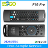 Wholesale 2.4g wireless Mele f10 pro chargeable universal remote control with air mouse