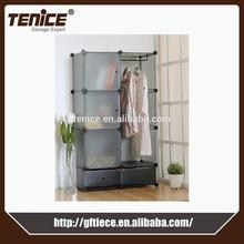 design packaging clothes cabinet with low price