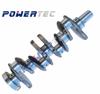 aftermarket parts 3304 cast crankshaft, forged crankshaft, fully machine crankshaft for CAT 4N7692