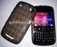 mobile phone case TPU Skin case for BlackBerry 9360 9370 Apollo