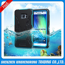 For Samsung Galaxy Note 5 Case full protective Waterproof with Screw and crystal-clear camera window for high quality images