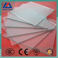 3mm clear sheet glass for mirror glass