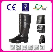 neoprene PVC safety boot