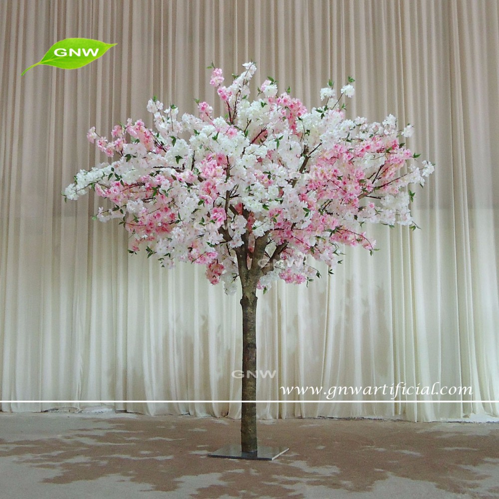 Gnw Bls1605005 Artificial Japanese Cherry Blossom Tree For Wedding