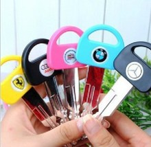 fashion key shape ball pen / car key pen / promotional ball pen
