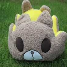 Animal appearance Lovely rabbit shaped pet bed for dog or cat