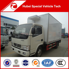 Dongfeng 3-5Ton Refrigerator Cooling Van Truck for Sale