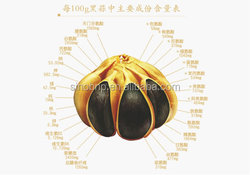 new product Aged Black Garlic,whole bulk black garlic