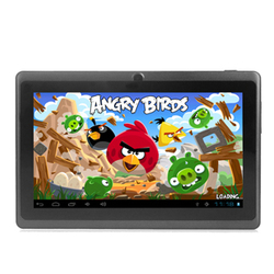 7 inch alwinner android 4.0 A13 tablet pc