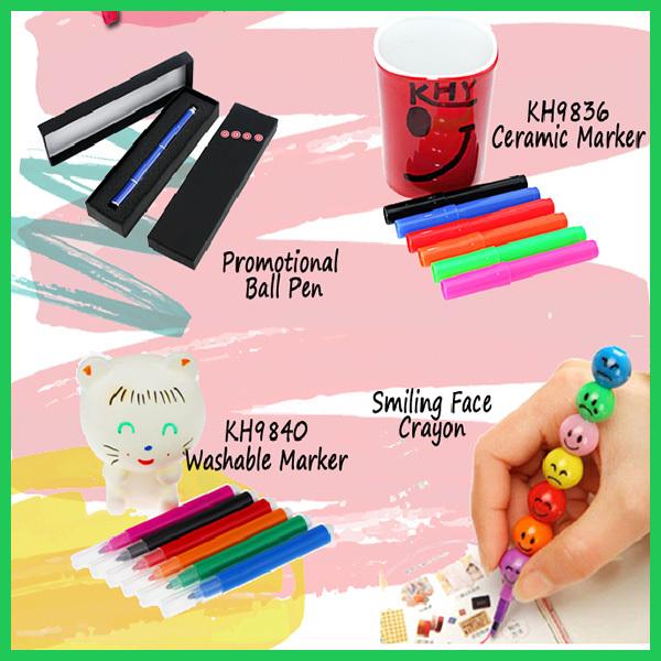 Magnetic whiteboard medium mini dry erase marker with brush for promotion