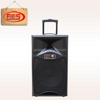15 inch power subwoofer speaker box wireless portable speaker
