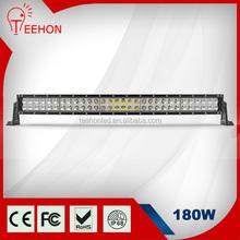 Guangzhou Double Row IP67 spot beam LED Light bar 6000k 10-30V 180w led work light bar