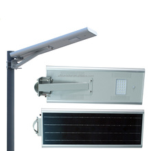 Integrated solar led street lamp 18w price