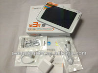 Excellent Sanei N79 Qualcomm Dual Core Built-in 3G SIM Card Slot WCDMA Phone Call 7 inch Tablet PC GPS Bluetooth Android 4.1