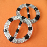 FASHION ROUND RESION BUCKLE FOR GARMENT