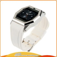 M520B Low price latest led silicone sports watches