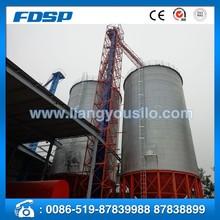 bulk fly ash silo, fly ash bin, fly ash dump, fly ash tank
