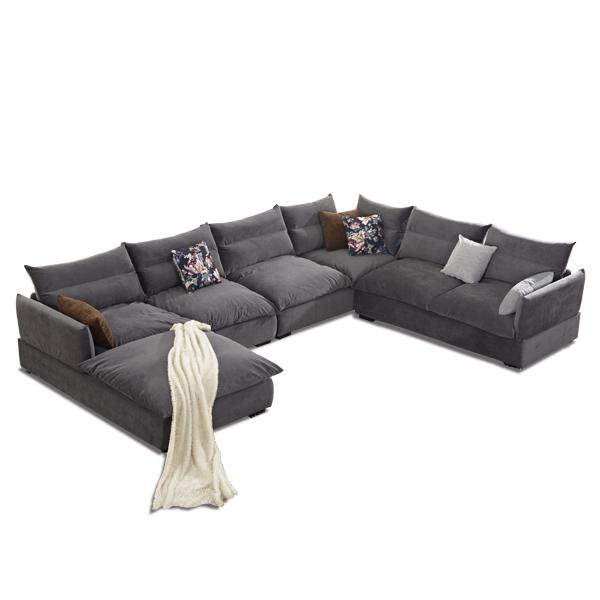 High Quality Fabric Sofa Set Very Comfortable Sofa Set