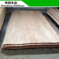 0.3mm types of wood veneer wooden doors design factory nature keruing face veneer 4x8 gurjan face veneer