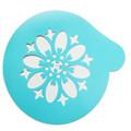 Eco- amigável de impressão uv pp personalizado placemats impresso molde do bolo do projeto da flor