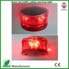 solar traffic signal warning lights/solar road emergency flare led safety light