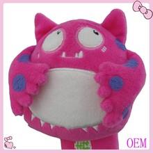 Custom soft plush mascot toy