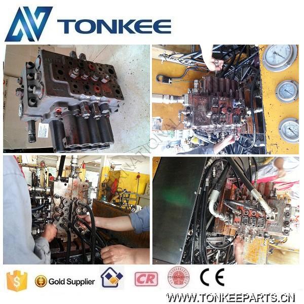 HITACHI EX300-1 control valve assy 4197828 (9).jpg