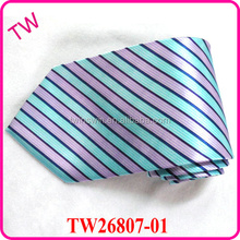 2015 new arrival polyester tie fashion neck tie top quality men ties