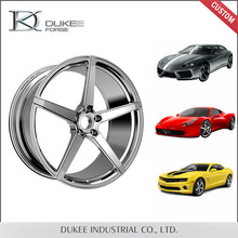 Alibaba good supplier aluminum made forged jeep alloy wheels