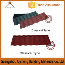 House plans METAL stone coated roofing/Wholesale accessory market