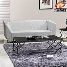 China Wholesale Specials Modern Leather Office sofa /Hotel Sofa Set S815