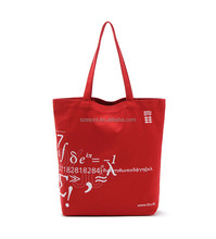 High Quality Tote Canvas Shopping Bag Manufacturer