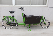 2015 2 wheel cargo tricycle for sale/good quality china cargo bicycle for Europe