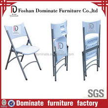 Special new coming plastic fold in half table