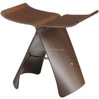Butterfly stool for home/garden use stool/book desk/laptop desk/garden stool