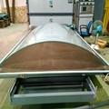 laminado de vidrio para la máquina de flexión de vidrio templado laminado sin procesamiento de autoclave