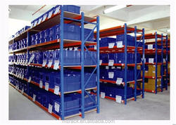 Economical decorative metal shelving as your requirements