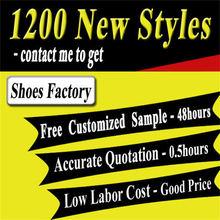 Designer fashion high fashion color change shoe