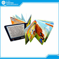 well designed high-end pop up child book printing