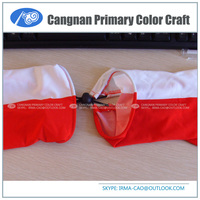 New type national design cover fans product Canada car fabric cover
