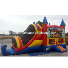 Hot Sale Inflatable Airplane Castle House